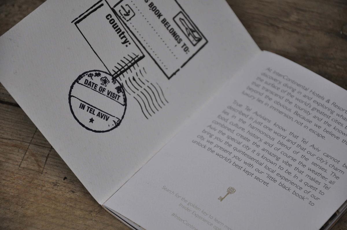 David intercontinental booklet